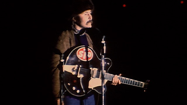 "MONTEREY POP Outtakes: The Byrds, ""He Was a Friend of Mine"""
