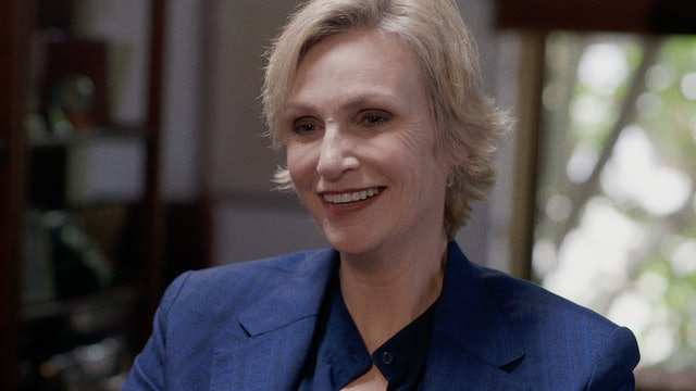 Donna Deitch and Jane Lynch on DESERT HEARTS