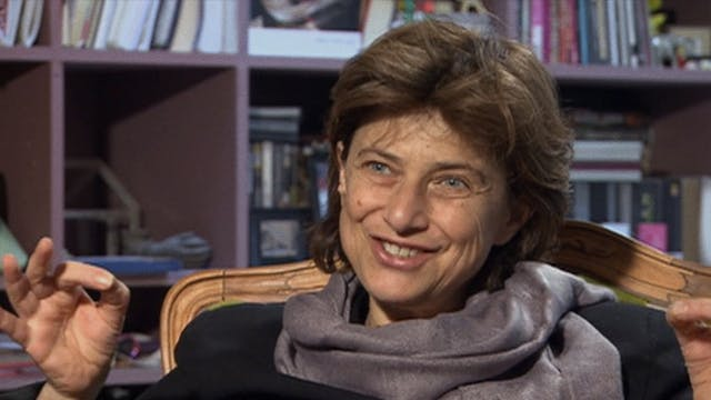 Chantal Akerman on JEANNE DIELMAN