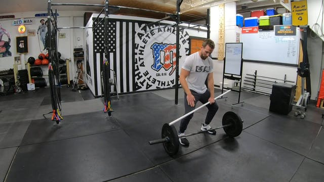 Coaching Sumo Deadlift High Pull