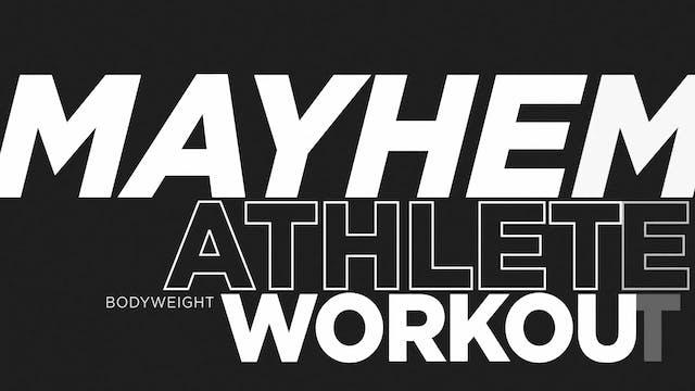 A Workout Bodyweight