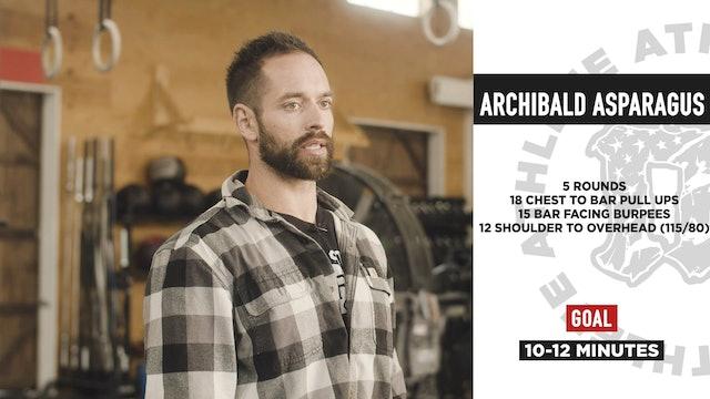 Archibald Asparagus