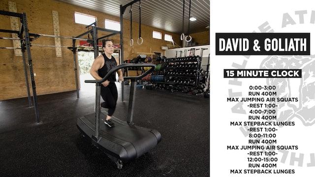 David & Goliath Bodyweight