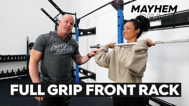 Full Grip Front Rack