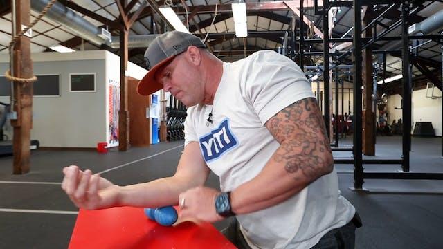 Triceps, Elbows, Forearms