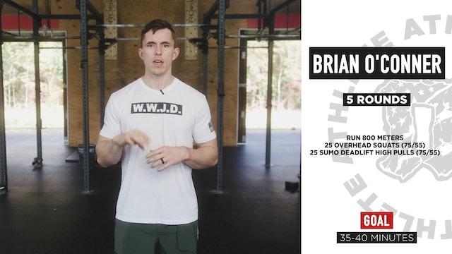 Brian O'Conner