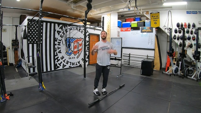Coaching Breathing & Thrusters