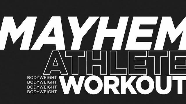 Triple Deque Bodyweight