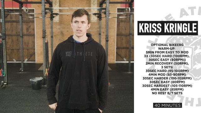 Kriss Kringle
