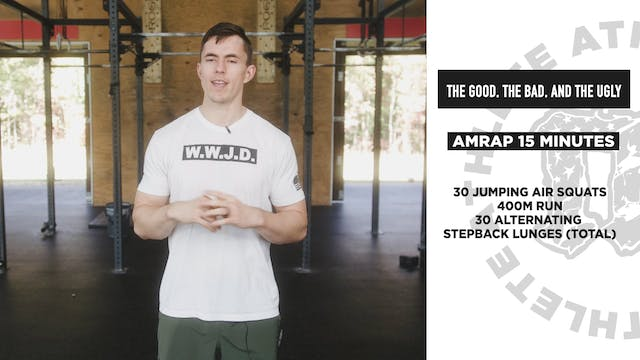 The Good The Bad And The Ugly Bodyweight