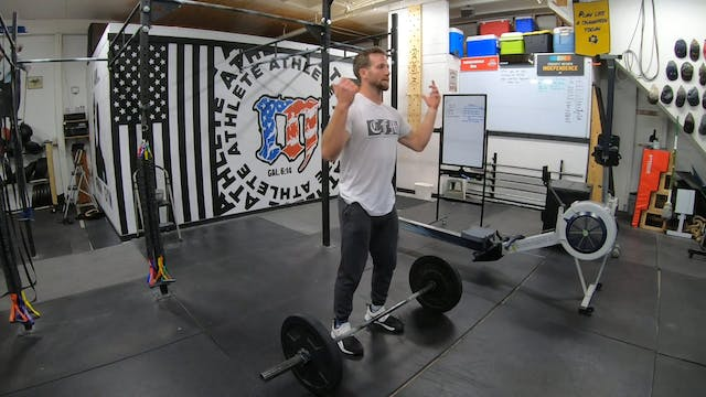 Coaching The Push Jerk
