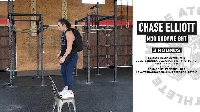 Chase Elliot