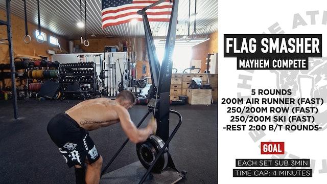 Flag Smasher