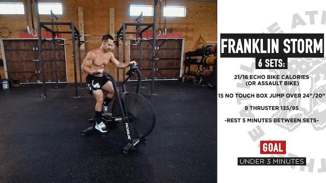 Franklin Storm
