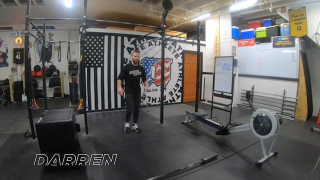 Coaching Chest to Bar Pull Ups-Pull Ups