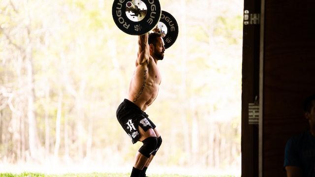 Mayhem Burgener Strength (Cycle 4, Week 4)