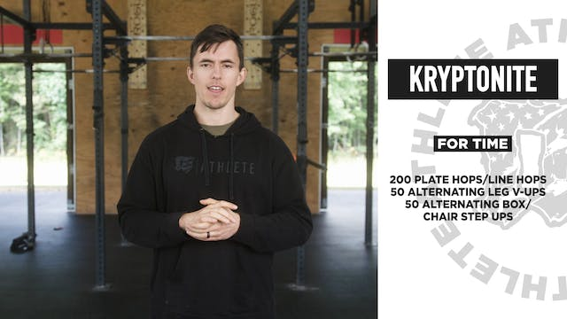 Kryptonite Bodyweight