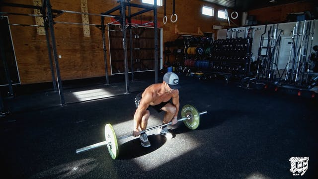 Clean Deadlift