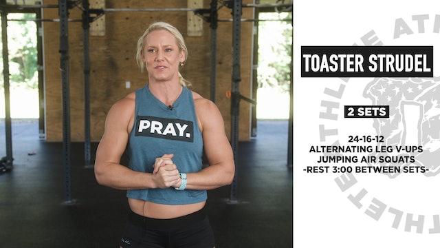 Toaster Strudel Bodyweight
