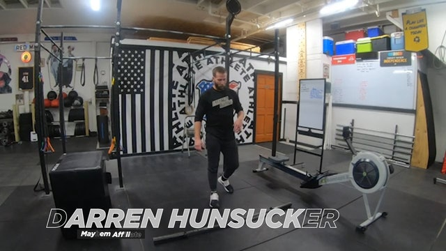 Coaching Thrusters (Light)