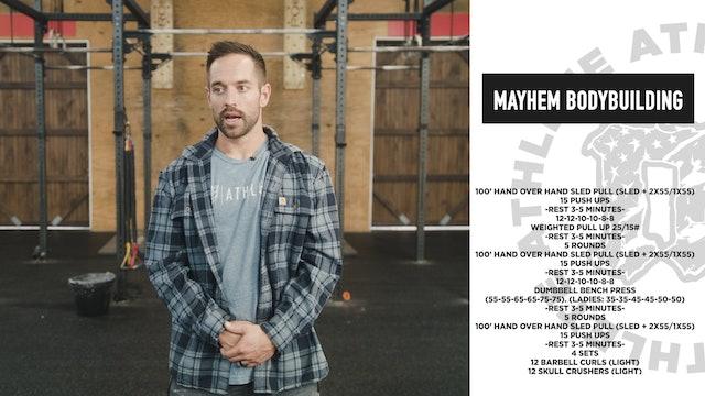 Mayhem Bodybuilding