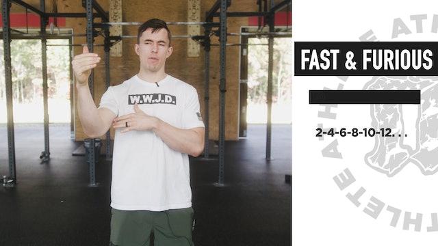 Fast & Furious Bodyweight