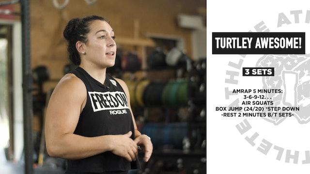 Turtley Awesome Bodyweight