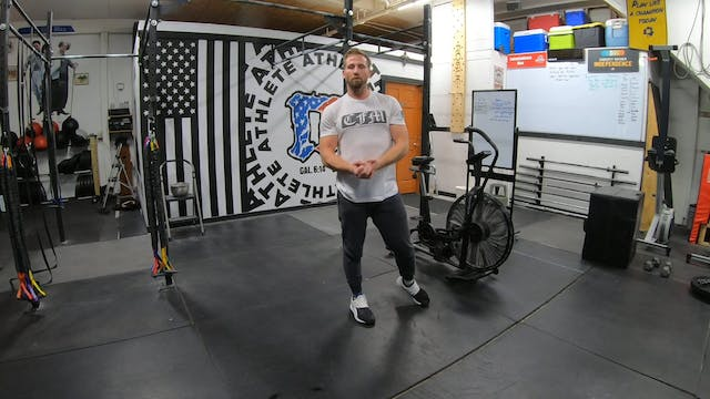 Coaching The Air Squat