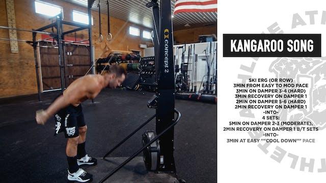 Kangaroo Song