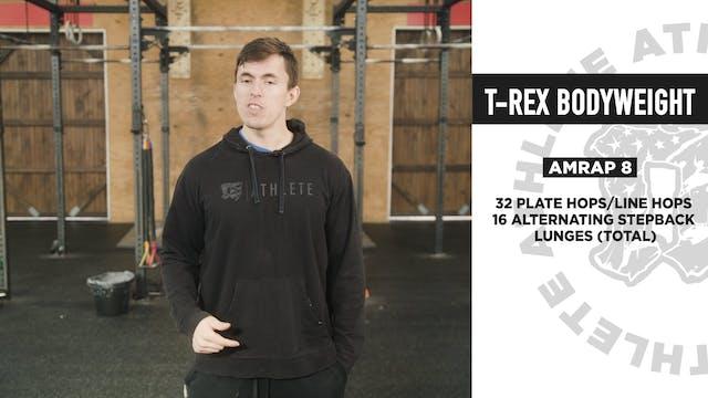 T-Rex Bodyweight