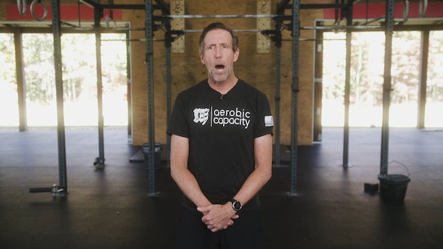 Rowing Lactate Threshold