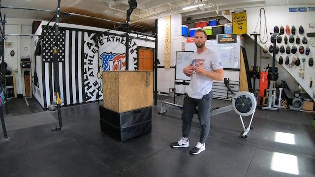 Coaching Burpee Box Get Overs
