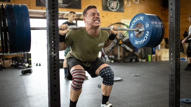Mayhem Burgener Strength (Cycle 4, Week 7)