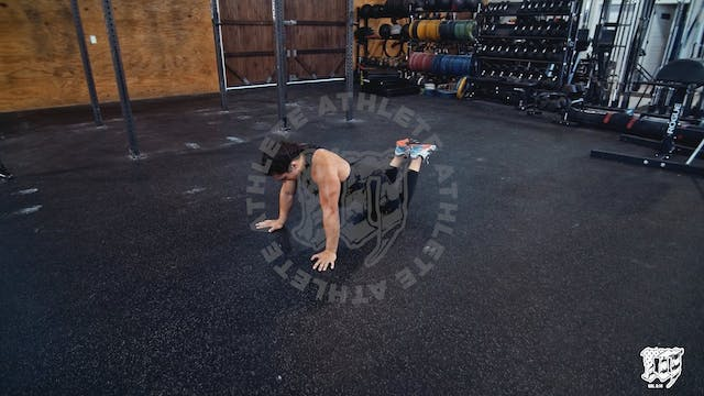 Knee Push Up