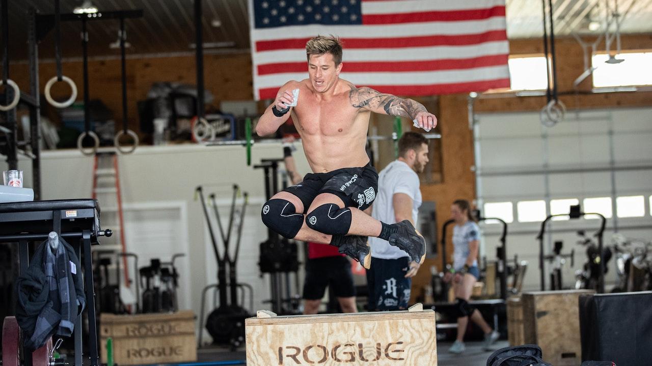 Mayhem 30 Bodyweight (August 9th, 2021 - August 14th, 2021)