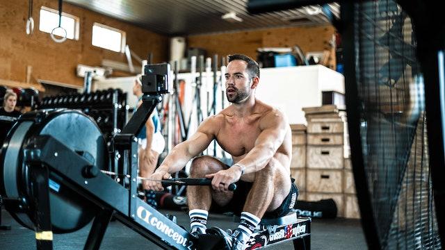 10 Week Rowing Progression