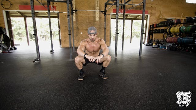 Active Squat Hold
