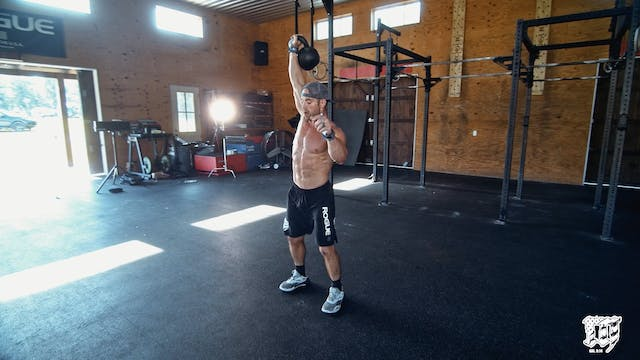 KB Clean And Jerk