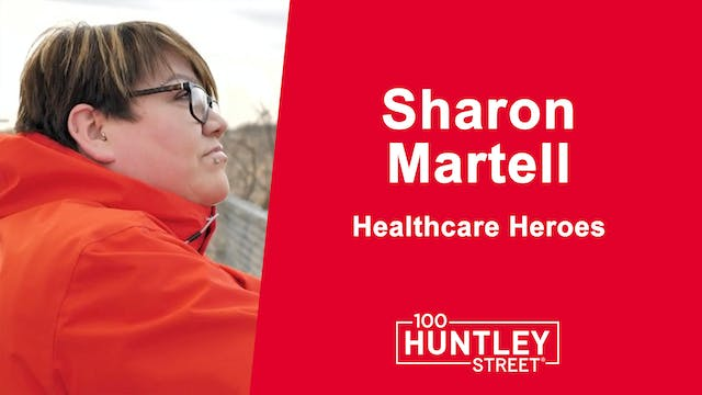 Health Care Heroes   Sharon Martell
