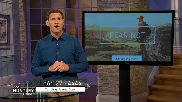 Fear Not - Pastor Robbie Symons - Evil Cannot Defeat Us