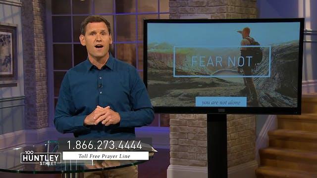 Fear Not - Pastor Robbie Symons - Evi...