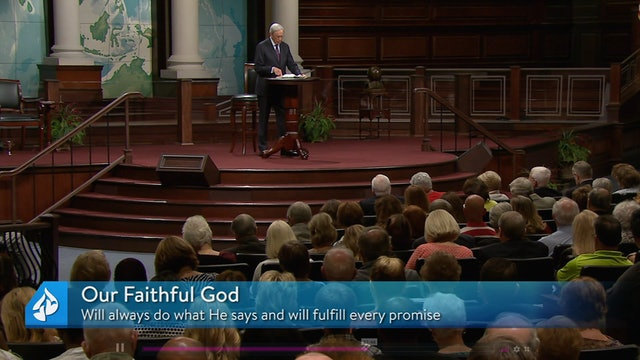 In Touch with Dr. Charles Stanley  - Peace with Yourself - December 15, 2019