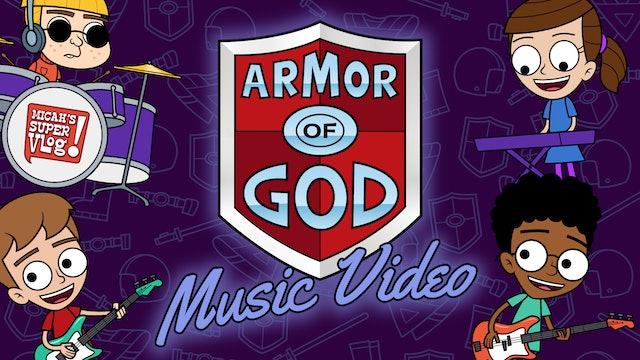 Armor Of God | MUSIC VIDEO