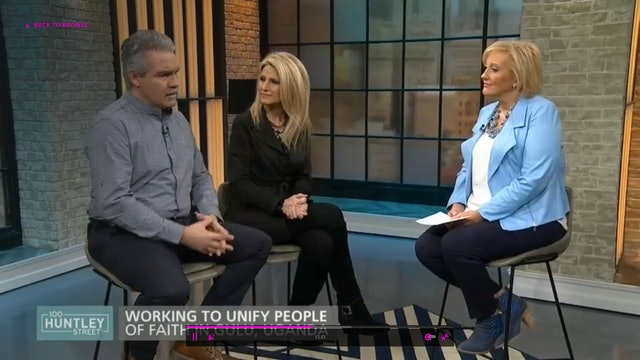 100 Huntley Street - April 22, 2019