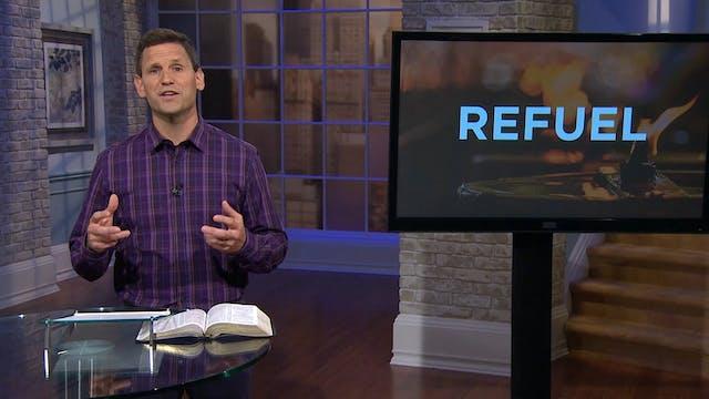 Refuel - Pastor Robbie Symons - True ...
