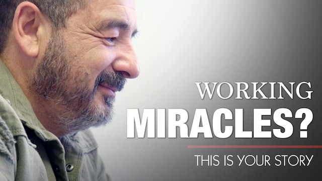 This Is Your Story - S4 Episode 10 - Working Miracles?   Anthony Greco