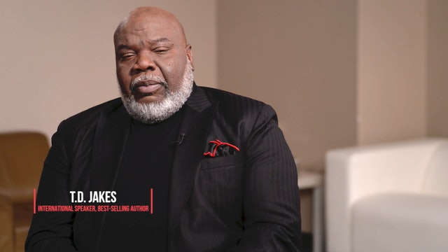 """Outside The Box - S2 - Episode 1 - """"T.D. Jakes"""""""