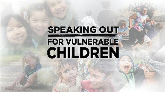 Context - September 11, 2019 - Speaking  Out for Vulnerable Children