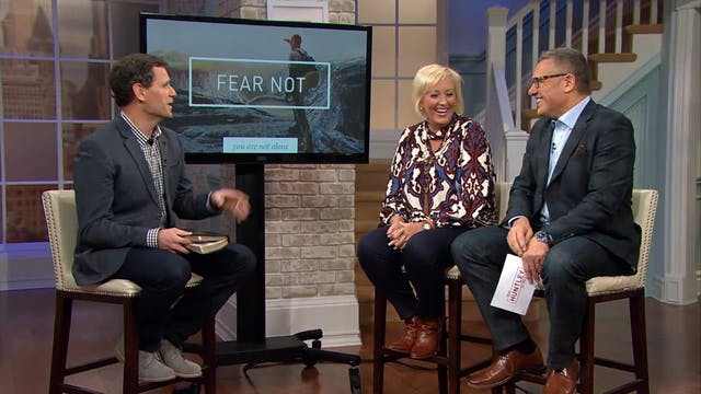 Fear Not - Pastor Robbie Symons - Fea...