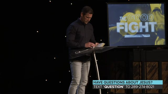 Hope Bible Church | The Good Fight 13...